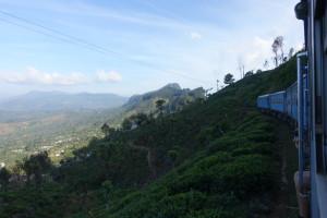 Zugstücke Colombo -Haputale